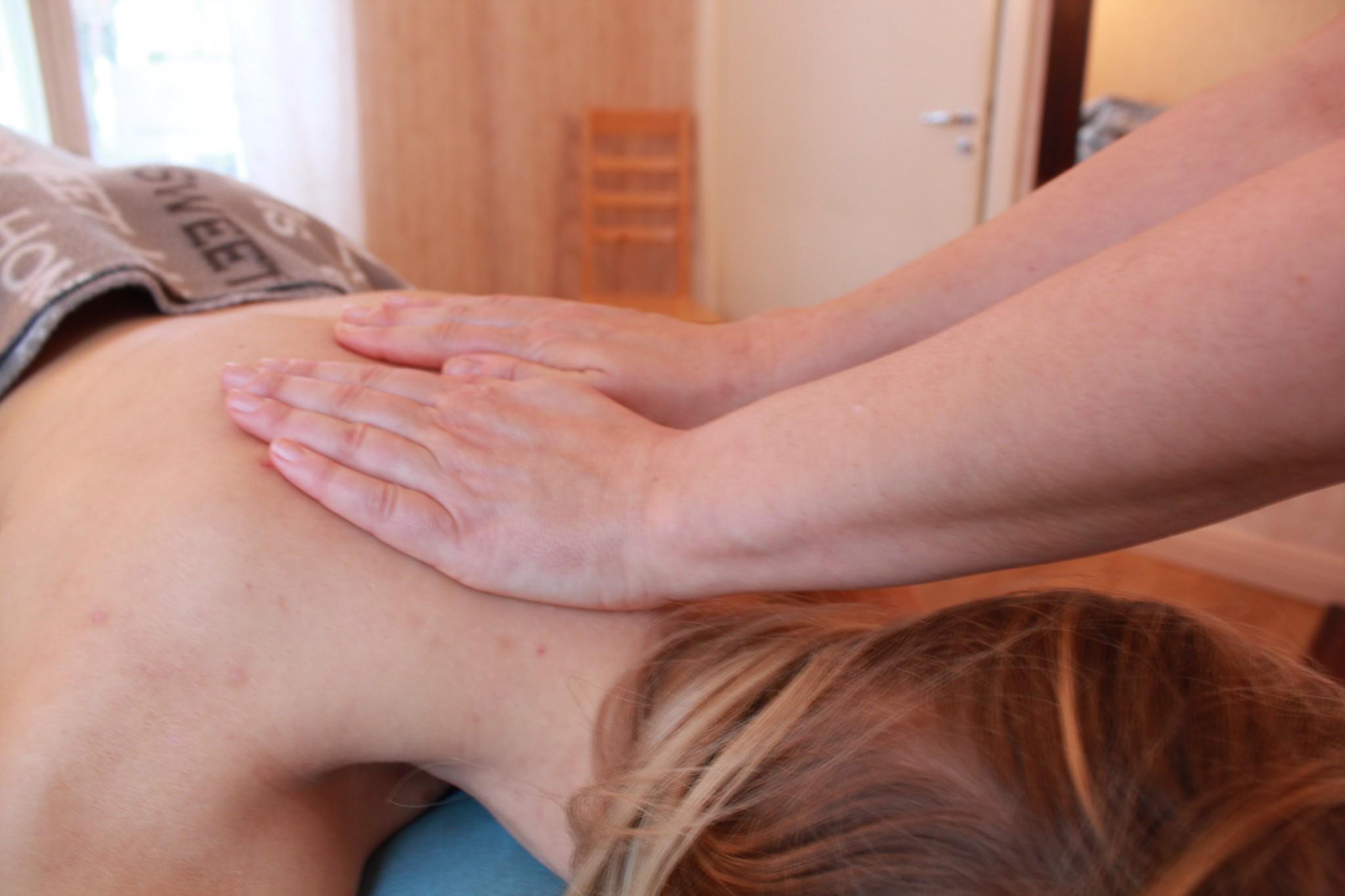 Massage och livsro